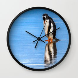 So ... who are you Wall Clock
