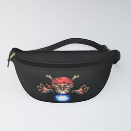 PIRATE MAGICIAN Fanny Pack