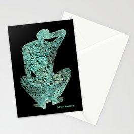 Spiritual Awakening Stationery Cards