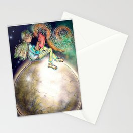 Moon Child Stationery Cards