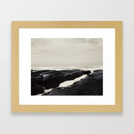 Wild Coast Framed Art Print