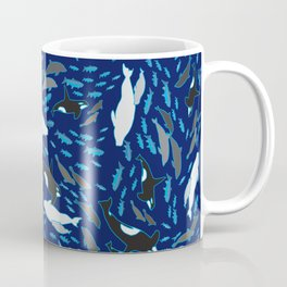 Arctic Ocean by Crow Creek Coolture Coffee Mug