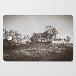 Abandoned Farmstead, North Dakota 6 Cutting Board