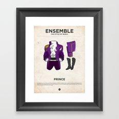 Ensemble - Prince Framed Art Print
