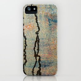 Metal Rain II iPhone Case