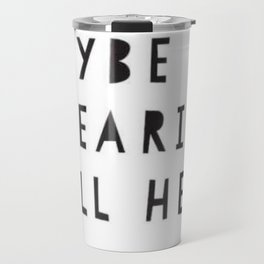 swearing Travel Mug