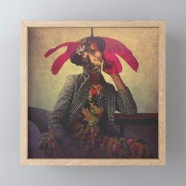 Mister Mistery Framed Mini Art Print