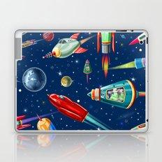 rockets in traffic Laptop & iPad Skin