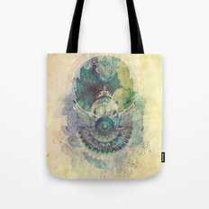 Washed In Time Tote Bag