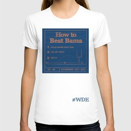 How to beat Bama T-shirt