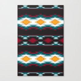 Native American Inspired Design Canvas Print