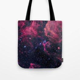 Supernova Remnant Tote Bag