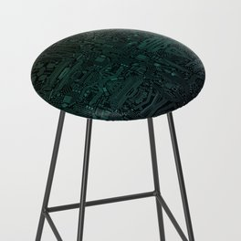 Circuitry Details Bar Stool