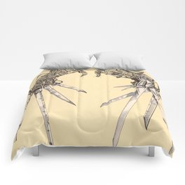 Scissorhands(Antique) Comforters