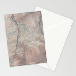 Marbled Structure 5A Stationery Cards