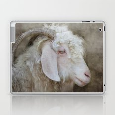 The beautiful goat Laptop & iPad Skin