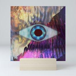 Control Mini Art Print