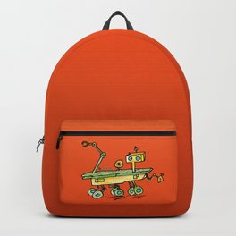 Curiosity, the rover Backpack