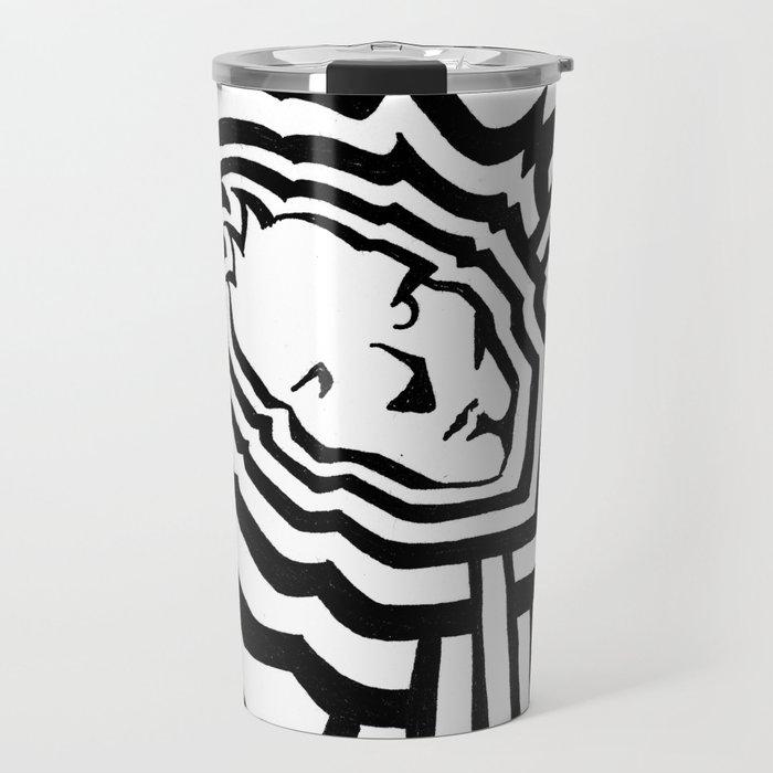 Radiation #2 Travel Mug