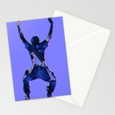 More Than a Conqueror Stationery Cards