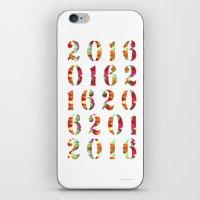 2016 iPhone & iPod Skin