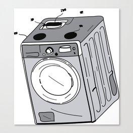 Washing machine 1 Canvas Print
