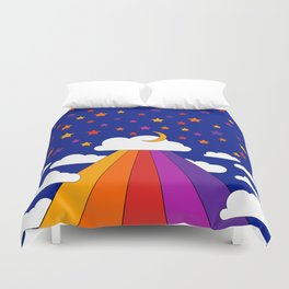 Starry Sky Duvet Cover