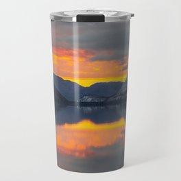lake_sunset Travel Mug