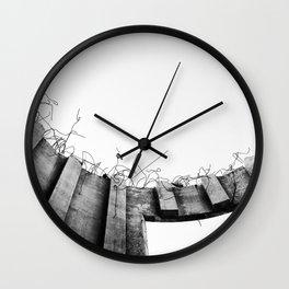 Destroy Wall Clock