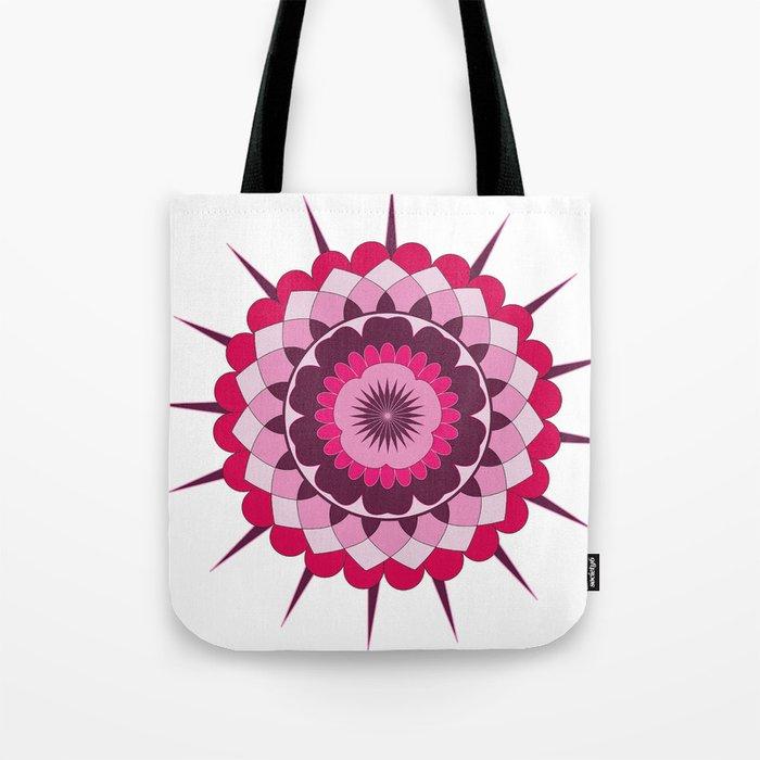 MANDALA ROSA Tote Bag