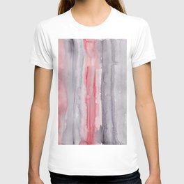 30     190907   Watercolor Abstract Painting T-shirt