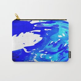 Save The Water Watercolour Carry-All Pouch