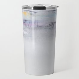 Subtle Pops of Color Travel Mug