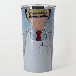 Bun of Man Travel Mug
