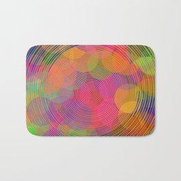 Hypnotic Bath Mat