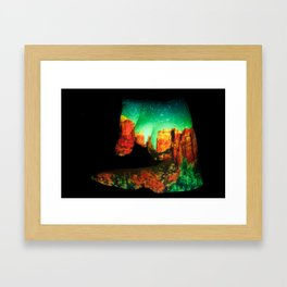 Solitude Framed Art Print