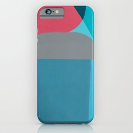 Lurking In River iPhone Case