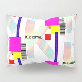 """Cocktail """"K"""" - Kir Royal Pillow Sham"""