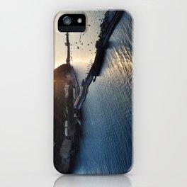 Seascape by Giada Ciotola iPhone Case