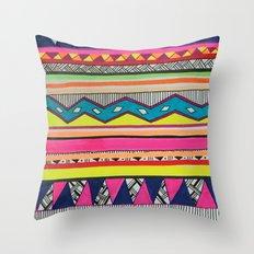 GHHORIZONTAL Throw Pillow