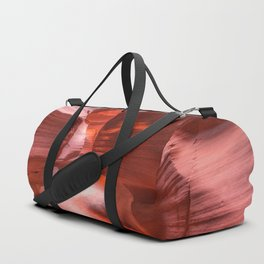 Path of Light - The Beauty of Antelope Canyon in Arizona Duffle Bag