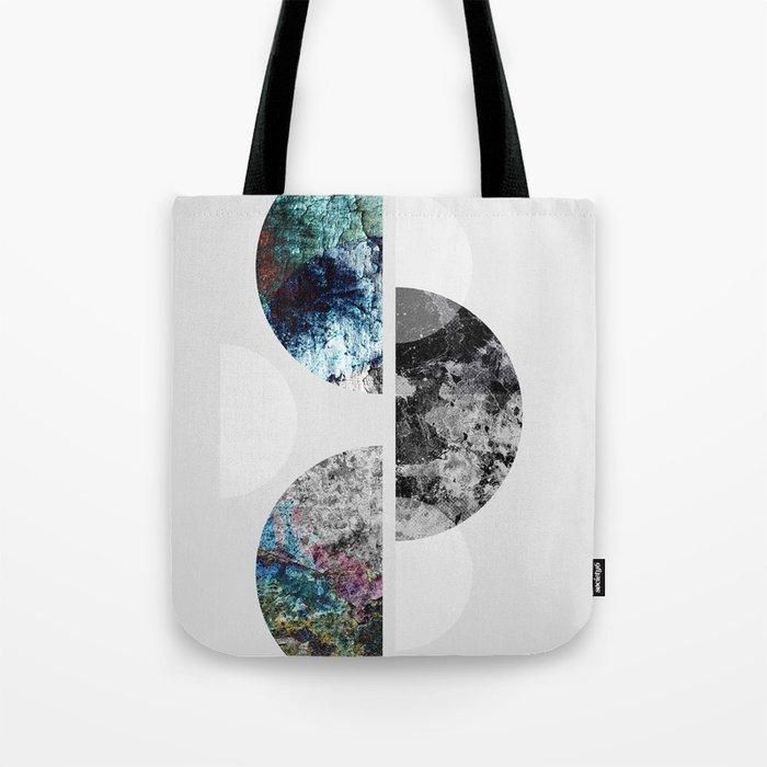 Minimalism 50 Tote Bag