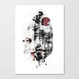 Vicious Canvas Print