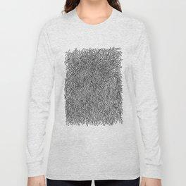 spaghetti texture Long Sleeve T-shirt