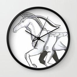 Avatar Horse Wall Clock