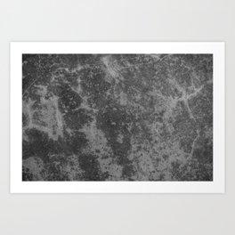 Concrete 2 Art Print