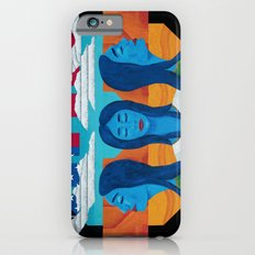 Blue Women iPhone 6s Slim Case