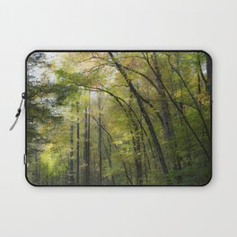 Trees in October 2 Laptop Sleeve