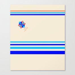 """""""Azuros"""" Sunny Days Canvas Print"""