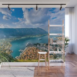 The Bay of Kotor Wall Mural